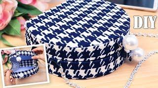Download FANTASTIC DIY PURSE BAG // Circular Fashion Shoulder Bags Tutorial No Sew 20 Min Cheap Way Video
