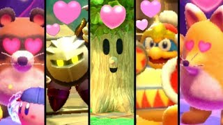 Download Kirby Star Allies - All Bosses You Can Befriend + Meta Knight Easter Egg Video