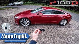 Download Tesla Model S P100D REVIEW POV AUTOBAHN Test Drive by AutoTopNL Video