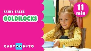 Download Goldilocks And The Three Bears | Fairytales for Kids | Cartoonito UK Video