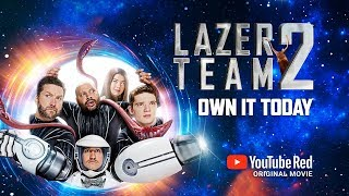 Download Lazer Team 2 Trailer | Rooster Teeth Video