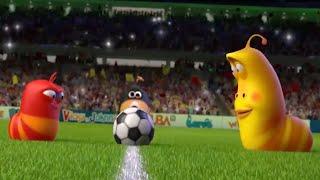 Download LARVA | FUSSBALL | 2018 Vollständig | Cartoon für Kinder | WildBrain Video