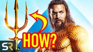 Download Aquaman's 10 Biggest Unanswered Questions Video