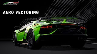 Download Behind the secrets of the Aventador SVJ: ALA 2.0 Aerodynamic System Video