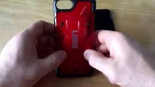 Download UAG Plasma series iPhone 7 case Video