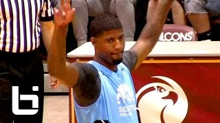 Download Paul George Drops 40 Points & a 360 Dunk at Seattle Pro Am!! Video