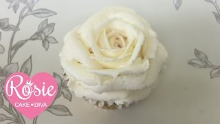Download White Chocolate Buttercream Frosting Tutorial Video