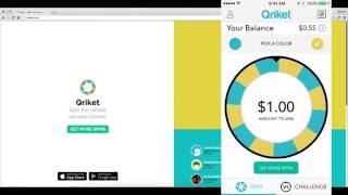 Download Qriket Review - Honest Earnings - 1 Week Testing Period Video