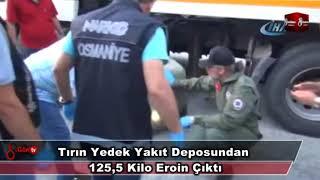 Download Tırın Yedek Yakıt Deposundan 125,5 Kilo Eroin Çıktı 20 Haziran 2018 8gunhaber 1 Video