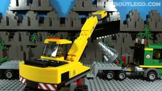 Download LEGO CITY MINING Video