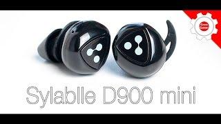 Download Syllable D900 mini - Стоят ли своих денег? Обзор полностью беспроводной гарнитуры! Video