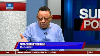 Download Anti-Corruption War: I Am Breathing Well Now - Robert Clarke |Politics Today| Video