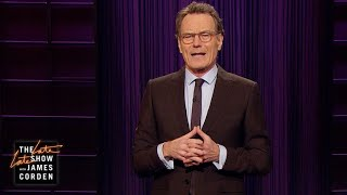 Download Bryan Cranston to James Corden's Rescue! Video