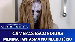 Download Menina Fantasma no Necrotério (Ghost Girl in the Morgue) | Câmera Escondida (19/02/17) Video