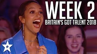 Download Britain's Got Talent 2018 | WEEK 2 | Auditions | Got Talent Global Video
