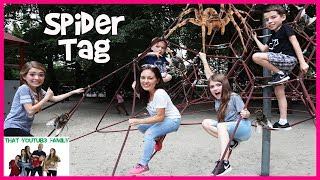 Download PLAYGROUND WARS! - Spider Tag / That YouTub3 Family | The Adventurers Video