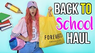 Download Back To School Clothing Haul 2017!! Video