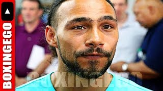 Download KEITH THURMAN FINALLY EXPLAINS VACATING HIS BELTS BEFORE MILLIONS OF FANS ON SOCIAL Video