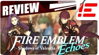 Download Fire Emblem Echoes: Shadows of Valentia Review for Nintendo 3DS Video