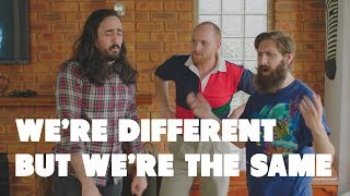 Download We're Different but We're the Same Video