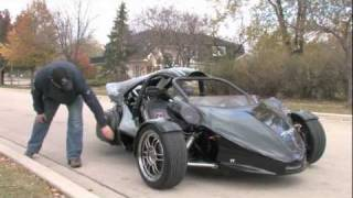 Download Campagna T-Rex-D&M Motorsports Video Test Drive and Review 2012 Chris Moran Video