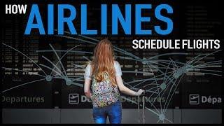 Download How Airlines Schedule Flights Video