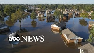 Download North Carolina Flooding Continues After Hurricane Matthew Video