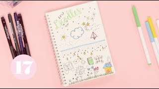 Download Easy Bullet Journal Doodles | Plan With Me Video