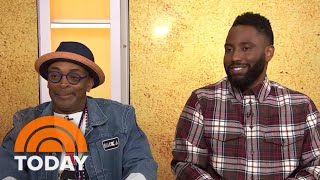 Download Spike Lee And John David Washington Talk About Filming 'BlacKkKlansman' | TODAY Video