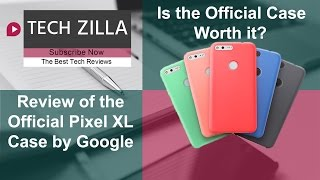 Download Review of the Official Pixel XL Case by Google Video