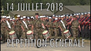 Download Répétition Finale de défilé 14 juillet à Satory Video