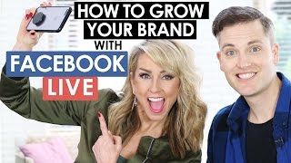 Download Facebook LIVE Tips and Tricks for Growing Your Brand — Chalene Johnson Interview Video