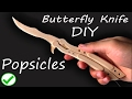 Download CS:GO Butterfly knife popsicle DIY Tutorial Video