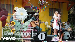 Download Miley Cyrus - The First Time Ever I Saw Your Face (Roberta Flack Cover) in the Live Lounge Video