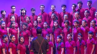 Download Christ University Choir performs TOTO`S Africa at Sound Curry 2016 Video