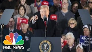 Download Watch Live: President Donald Trump Holds Campaign Rally In Biloxi, MS | NBC News Video