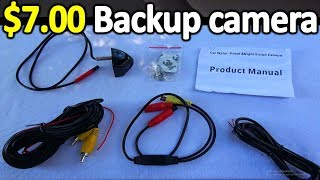 Download How to Install a BACKUP CAMERA in Your Car Video