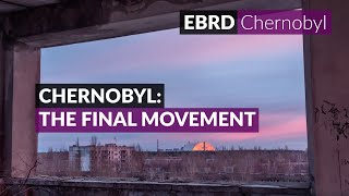 Download Unique engineering feat concluded as Chernobyl arch reaches resting place Video