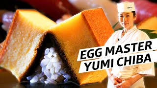 Download How Master Sushi Chef Yumi Chiba Perfected Tamago — Omakase Video