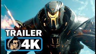 Download PACIFIC RIM 2: UPRISING Official Trailer [4K ULTRA HD - 2018] Sci-Fi Action Movie Video