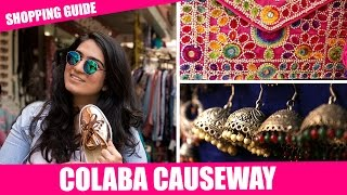 Download Colaba Causeway shopping guide 2017 | Budget Shopping | Colaba causeway Haul | Fashion Video