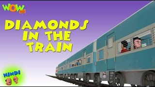 Download Diamonds In The Train - Motu Patlu in Hindi WITH ENGLISH, SPANISH & FRENCH SUBTITLES Video