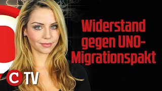 Download Widerstand gegen UNO-Migrationspakt, Patrioten in Europa: Die Woche COMPACT Video