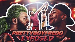 Download PRETTYBOYFREDO EXPOSED !!! MUST WATCH !! CHOKE JOB   NBA 2K17 MyPARK SHOOT vs FREDO GAME OF THE YEAR Video