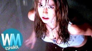 Download ¡Top 10 Heroínas en Películas de TERROR! Video