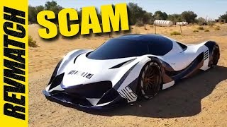 Download World's Most Powerful Supercar Replica Is A Scam Video