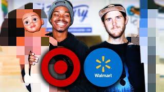 Download Walmart vs Target Skate Everything Wars! Video