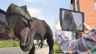 Download Jurassic World Augmented Reality Video