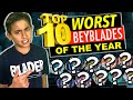 Beyblade Burst : Top 10 Worst Beyblades of the Year