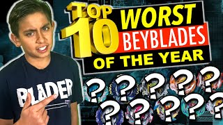 Download Beyblade Burst : Top 10 Worst Beyblades of the Year Video